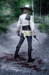 Dragon Age - Cole Cosplay by Galactic-Reptile