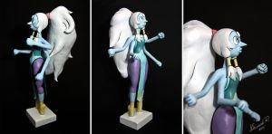 Sculpture commission: OPAL by Arnne
