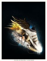 Collab: Adidas, the one by vinyss