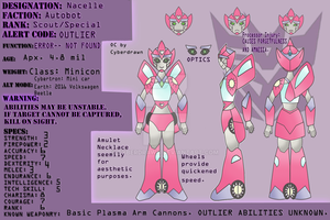 Nacelle -- Transformers OC Reference Sheet by cyberdrawn