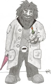 Hagrid by OgreArt