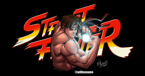 Ryu by WillNoName