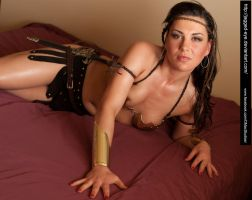 Nelli Warrior-3963 by jagged-eye