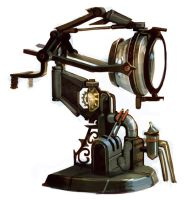 Concept - Searchlight by musegames