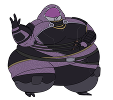 Roly Poly Tali by MissMalleable