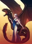 Game of Thrones color by PaulRenaud