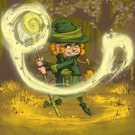 The Lil Mage by KetsuoTategami