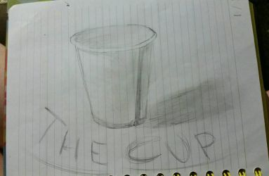 THE CUP by Smilecentaur