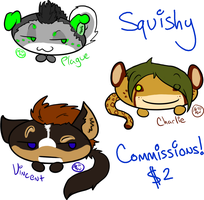 Squishy Commissions Available by EmotionlessBlue