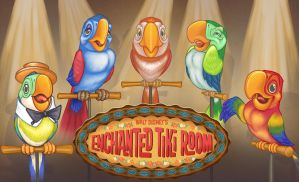 Enchanted tiki room by Rey-Paez