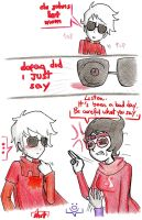 -embarrassing and inappropriate freudian slip- by RobicTheEscapist