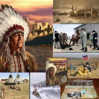 Big Book of Cowboy and Indians by ChrisAppel