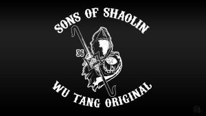 Sons of Shaolin Poster by Grasuc