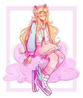 Star in this outfit tho by Teaophobia