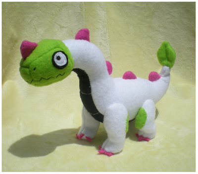 Drago plushie by BakaMichi