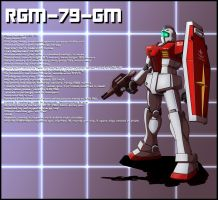 RGM-79-GM Profile by zeiram0034