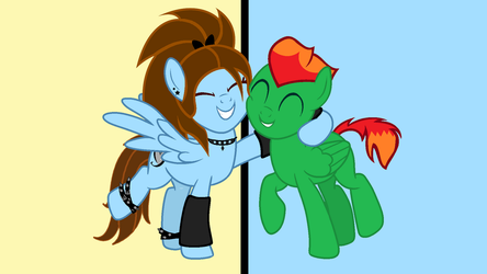 MLP Collab with ThunderScratch1 by xSweetSlayerx