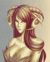 Forest elf  by Angelic-San