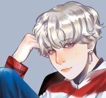Taehyung by Ohsluthun