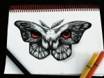 moth and owl (2in1) by ViviCastle