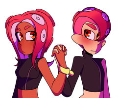 Octo Babs by raydiopie