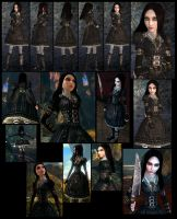Alice 2_steamdress scissorbug-skin by Cerberus071984