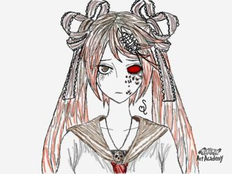 Calne Ca, Bacterial Contamination -RIPS- by SandraRIP