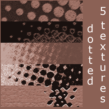 dotted textures by szuia