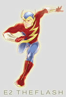 Earth2-The Flash by onlyfuge