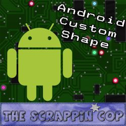 Android Andy Shape by debh945