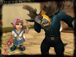 Busted: the SOF brigade by Pinkhair3d