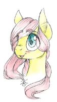Yellow Horse by kyanchan