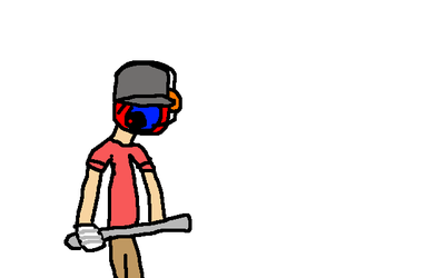 Cool New scout cosmetic by WafflesaurusReal