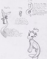 The Animals of Charita by Crysums