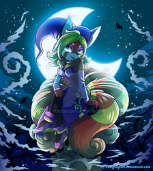 Stella the Witchy Witch by YukiCos