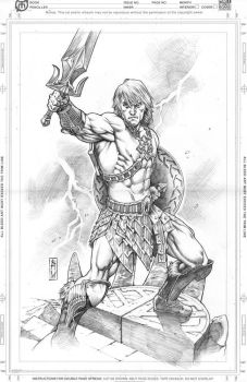The He-Man by AdmiraWijaya