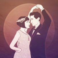 Miss Fisher's Murder Mysteries:A Night On The Town by sqbr