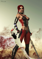 BloodRayne by Zhack-Isfaction