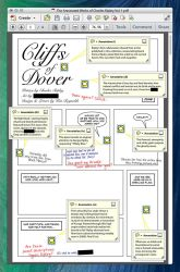 Cliffs Of Dover - Page 1 by KenReynoldsDesign