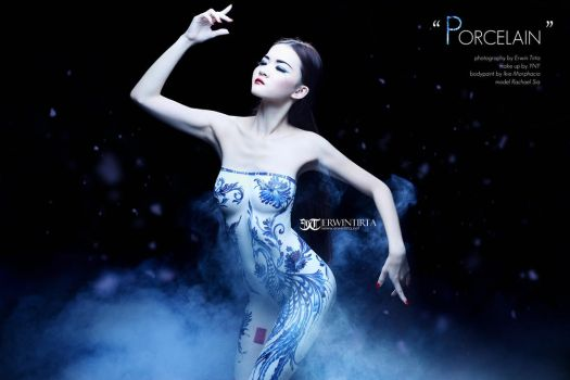 Project ''Porcelain'' by erwintirta