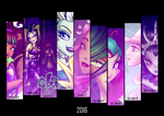 2016 in ART by Qba016