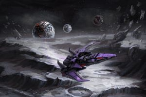 KTE: Cyclonus' rescue trip by Naihaan