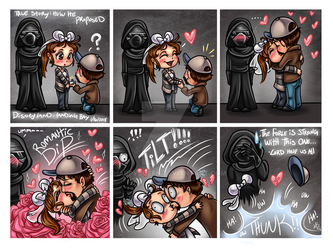 How he Proposed by Harpyqueen