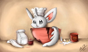 Chef Minccino is on duty!