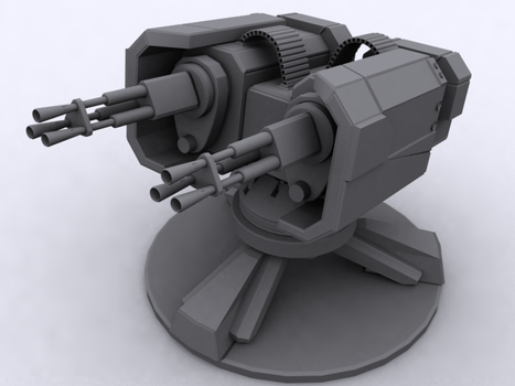 Turret Flak by smokeTH
