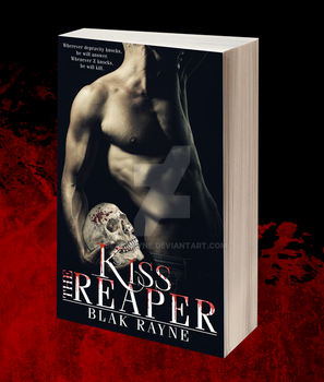 Kiss the Reaper - New Release by BlakRayne