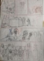 Neroy Sphinx, one last job, page 5 by JohnnyMc