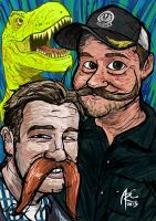 Celeb Gallery of Mo 2013 by WesleyRiot
