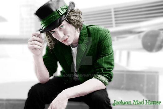 Jackson Mad Hatter by 13lore666
