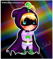 South Park: Mysterion by WolfGirlKiller